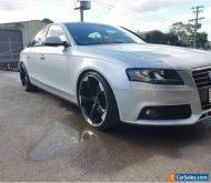 AUDI A4 1.8t 2010 FIRE UNDER HOOD BUT CAN BE REPAIRED
