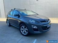 2010 Mazda CX-7 ER Series 2 Luxury Sports Wagon 5dr Activematic 6sp 4WD 2.3T A
