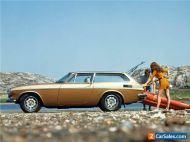 Volvo: 1800 ES