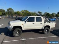 Toyota Hillcrest 4x4 2004 sr5