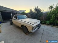 Holden wb one tonner 6cly 4sp very clean body project. Hq hj hx hz run and drive