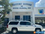 2007 Cadillac Escalade 1 owner, CERTIFIED  Leather, DVD, NAV, sunroof