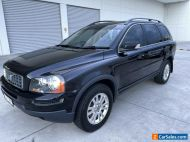 VOLVO XC90 D5 2008 SUV AWD 2.4 7 SEATER WAGON 177000KMS VERY CLEAN FAMILY WAGON