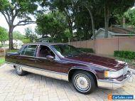 1994 Cadillac Fleetwood 4dr Sedan
