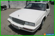 1986 Cadillac Eldorado 2dr Coupe