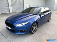 FORD FALCON XR8 FGX 2015 V8 MANUAL SUPERCHARGED 1 OWNER VERY CLEAN RARE SPORTS