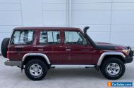 TOYOTA LANDCRUISER 76 SERIES GXL 2008 TURBO DIESEL V8 4WD 5 SEAT 4X4 WAGON CLEAN