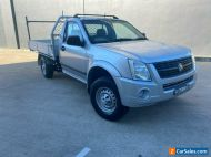 2006 Holden Rodeo RA MY06 LX Cab Chassis Space Cab 2dr Man 5sp 4x2 3.6i Silver