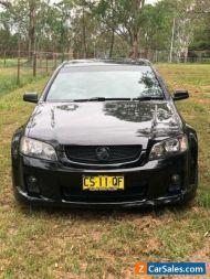 2008 Holden Commodore VE ute