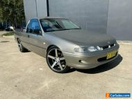 1999 Holden Commodore VS III S Utility Extended Cab 2dr Auto 4sp 710kg 3.8i A