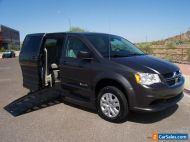 2016 Dodge Grand Caravan SE Wheelchair Handicap Mobility Van