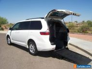 2015 Toyota Sienna LE Wheelchair Handicap Mobility Van