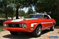 1973 Ford Mustang Convertible Very Rare Ram Air Power Steering Power Brakes