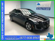 2014 Cadillac CTS 3.6L Twin Turbo Vsport Premium
