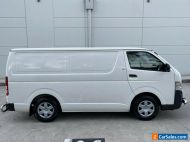 TOYOTA HIACE 2008 VAN 3 SEATER MANUAL 2.7L PETROL CLEAN INSIDE OUT RELIABLE