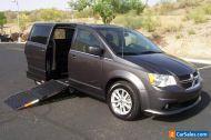 2018 Dodge Grand Caravan SXT Wheelchair Handicap Mobility Van