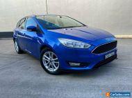 2017 Ford Focus LZ Trend Hatchback 5dr Auto 6sp, 1.5T Blue Automatic A