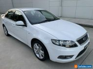 FORD FALCON FG 2010 DEDICATED LPG 1 OWNER VERY CLEAN LEATHER TRIM VERY EFFICIENT