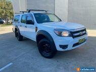 2011 Ford Ranger PK XL Hi-Rider Utility Crew Cab 4dr Auto 5sp, 4x2 1114kg 3.0 A