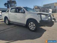 LTZ 4X4 AUTOMATIC - 2015 HOLDEN COLORADO DUAL CAB - Bullbar - Hard Lid Cover