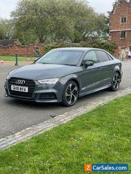 Audi A3 S-line Black Edition 35 Tfsi Auto 2019