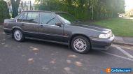 1995 Volvo 960 Grey Saloon Automatic Petrol 72000 Miles