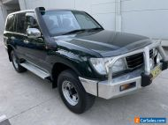 TOYOTA LANDCRUISER 100 SERIES GXL 1999 TURBO DIESEL AUTO 4WD 8 SEAT 4X4 WAGON
