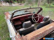 1965 XP Ford Falcon 2 Door Convertible Ute was v8