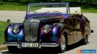 1947 Daimler DB18 DROPHEAD BAKER COUPE DROP HEAD COUPE