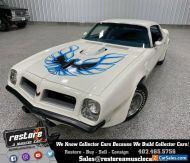 1974 Pontiac Trans Am 455 Super Duty, Auto, AC, Loaded, PHS, Cameo White