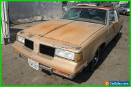 1987 Oldsmobile Cutlass 2dr Coupe