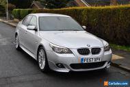 BMW 525D LCI M SPORT MANUAL 3.0 M57 ENGINE