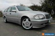 Mercedes C240 Sport Estate, Auto, 2.4 petrol V6, 1999,