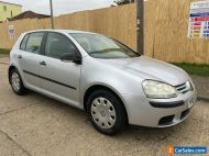 2007 VW GOLF 1.6 PETROL 5 DOORS, ULEZ FREE ,NEW SERVICE NEW MOT,,HPI CLEAR