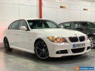2010 BMW 3 Series 2.0 318i Sport Plus Edition 4dr Petrol Saloon White Manual