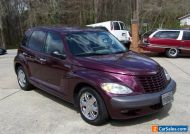 2002 Chrysler PT Cruiser 1-OWNER 3,500 ACTUAL MILES SUPERCHARGED TOURING WAGON