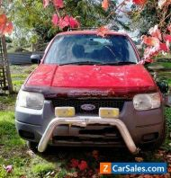 FORD ESCAPE ZB XLS 4WD