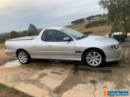 2003 Holden commodore vy series 2 manual Ute  hbd
