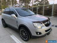 HOLDEN CAPTIVA 2013 MANUAL 2.4L ONLY 115000KMS SUV RELAIBLE SUPER CLEAN IN & OUT