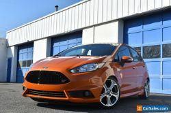 2017 Ford Fiesta ST 4dr Hatchback
