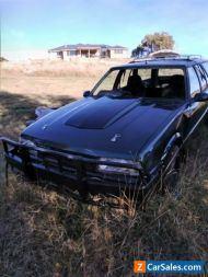 XF falcon wagon turbo