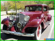 1933 Buick Victoria Model 96 2 Dr