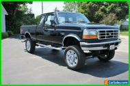 1993 Ford F-250 2dr XLT 4WD Extended Cab SB