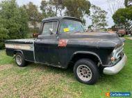 1957 Chev Cameo SWB V8 Auto Pickup Classic Hotrod Truck