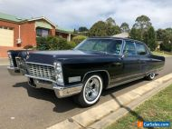 Cadillac Fleetwood Brougham 1967