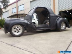 1941  Willys coupe Fiberglass body