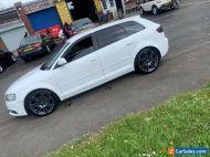 White-Audi(a3)-Sline-2010/10plate…