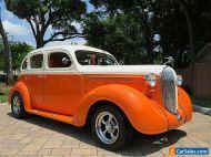 1938 Plymouth Custom 360ci V8 Automatic Bucket Seats Custom Interior