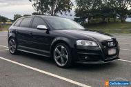 2012 Audi S3 Limited Edition Auto quattro MY12