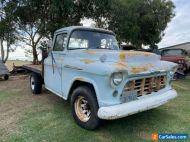 1956 Chevrolet Pickup Hotrod Shop Truck